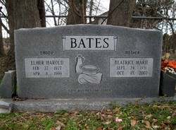 Beatrice Marie <i>Wornick</i> Bates