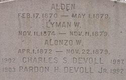 Pardon Howland Devoll, Jr