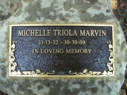 Michelle <i>Triola</i> Marvin