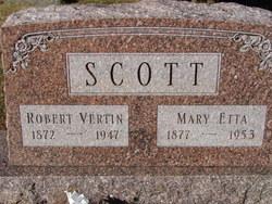 Mary Etta <i>Murphy</i> Scott