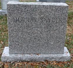 Murray Snyder