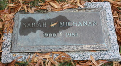 Sarah E Buchanan