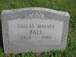Dallas <i>Massey</i> Ball