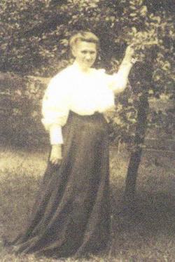 Lenora Elizabeth <i>Howard</i> Scherffius