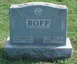 Elizabeth <i>Marx</i> Bopp