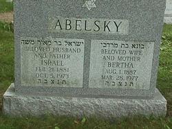 Israel Abelsky