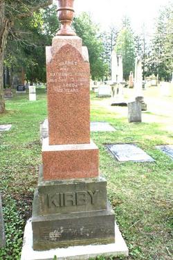 Harriet Kirby