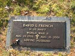 David L French