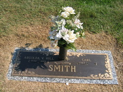 Carl Milton Smith