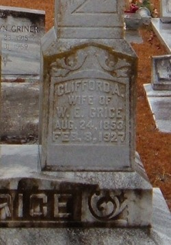 Clifford Augusta <i>Norman</i> Grice