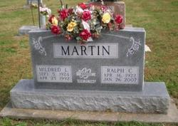Mildred L Martin