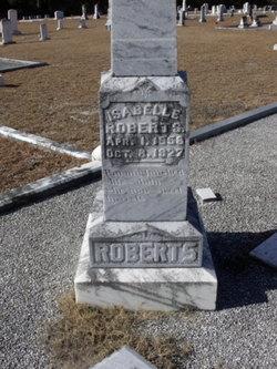 Isabelle <i>Strickland</i> Roberts