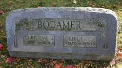 Philip Friederich Bodamer