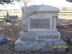 Effie <i>Cannon</i> Barron