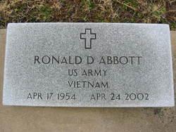 Ronald D. Abbott
