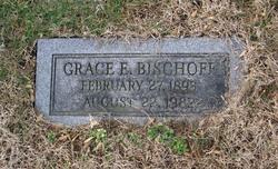 Grace E. <i>Hicks</i> Bischoff