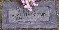 Alma Elven <i>Bouldin</i> Zaby