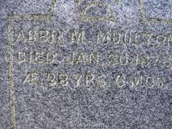 Abbie M Moulton