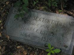 Loulie Sharpe <i>Sexton</i> Estill