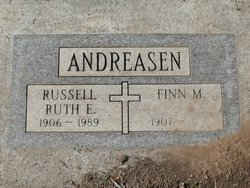 Ruth E <i>Russell</i> Andreasen