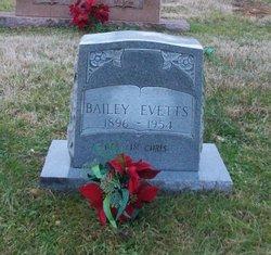 Bailey Evetts