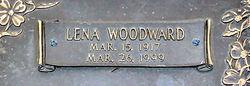 Lena <i>Woodward</i> Hutson