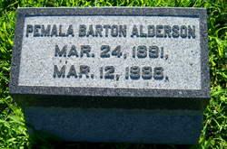 Pemala <i>Barton</i> Alderson