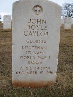 John Doyle Caylor