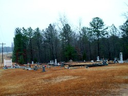Zions Rest Primitive Baptists Church Cemetery