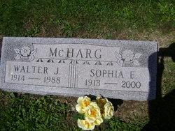 Walter J. McHarg