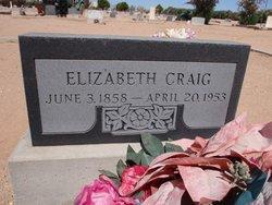 Elizabeth <i>Reese</i> Craig