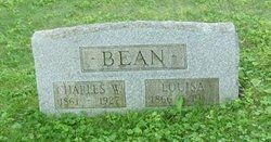Charles W Bean