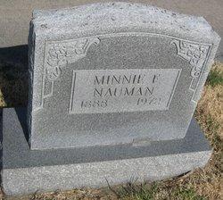 Minnie F. <i>Strole</i> Nauman