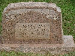 E Nora Ash
