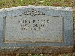 Allen Bedford Cook