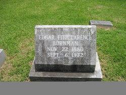 Edgar Fitzclarence Bornman