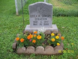 Leila R. <i>Sowers</i> Stratton