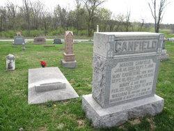 Mary J <i>Bower</i> Canfield