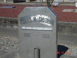 Claris M Creeden