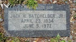 Jackwin H Batchelder, Jr