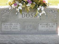 Dorothy <i>Frankland</i> Doss