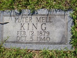 Peter Mell King