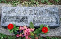 Lola Eugena <i>Allender</i> Agren