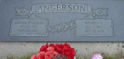 Emily Addena <i>Holliman</i> Anderson
