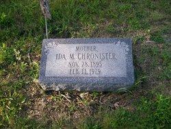 Ida Mae <i>Frederick</i> Chronister