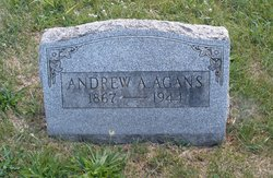 Andrew A Agans