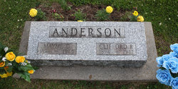 Clifford Raymond Anderson