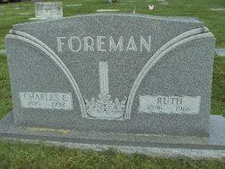 Ruth <i>Miller</i> Foreman