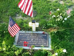 Sgt Matthew Nevin Ingham