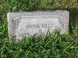 Anna <i>Petzold</i> Held
